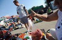 Украинская торговля выросла на 15,2%