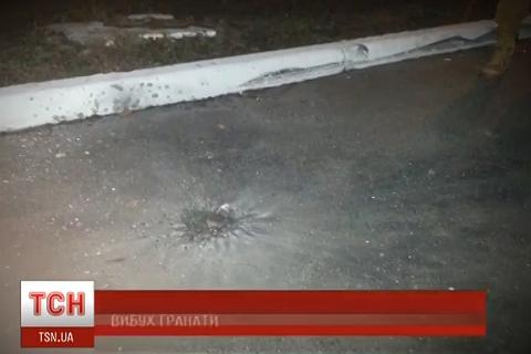 В Буче мужчина взорвал гранату на парковке супермаркета (обновлено)