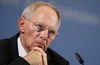 Новым президентом Бундестага стал экс-министр финансов Вольфганг Шойбле