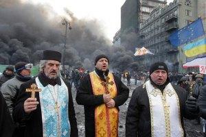 Православные священники призывают каждого украинца принять участие в урегулировании ситуации в стране