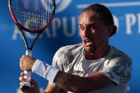 Долгополов не смог пробиться в третий раунд турнира в Цинциннати