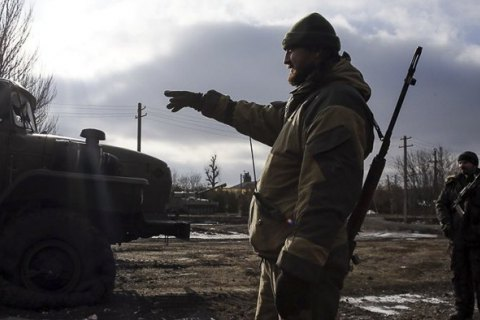 """В """"ЛНР"""" заявили о захвате в плен украинского военного"""