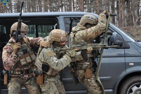 СБУ предупреждает граждан о масштабных антитеррористических учениях по всей Украине