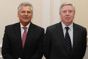 Завтра Кокс и Квасьневский отчитаются в Европарламенте