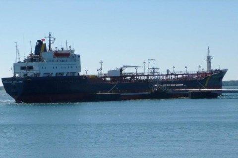 Захваченный у берегов ОАЭ танкер Asphalt Princess отпустили