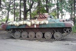 Військові знайшли поблизу Слов'янська багато техніки, яку залишили бойовики