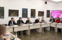 Тимошенко: проекты общественного договора и Конституции готовы к общественному обсуждению
