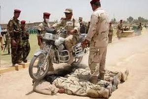 США урежут расходы на обучение иракской полиции