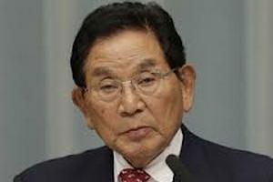 Японский министр юстиции признался в связях с мафией
