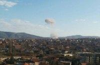На оборонном заводе в Сербии произошла серия взрывов