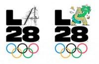 Презентовано логотип Олімпійських ігор-2028 у США