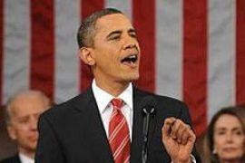"""Обама выступил со своим первым обращением """"О положении страны"""""""