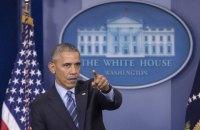 Обама подписал военный бюджет с помощью Украине на $350 млн