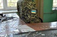 Бойовики двічі обстріляли позиції прикордонників на Донбасі