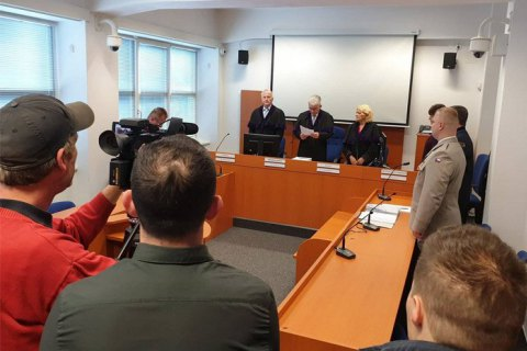 """В Чехии осудили военного, который воевал за """"ДНР"""""""