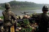 Южнокорейские войска застрелили мужчину, пытавшегося уплыть в КНДР