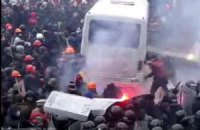 Міліція повідомляє про 70 постраждалих правоохоронців (ОНОВЛЕНО)