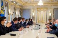 В Офісі президента створять робочу групу для вирішення проблем кримських татар