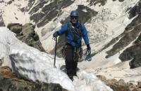 Український альпініст загинув у горах Грузії