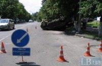 В Україні від початку року в ДТП загинуло більш ніж 100 дітей, - ДАІ
