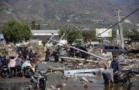Число жертв стихії в Індонезії зросло до 1648