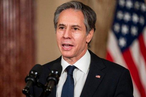 Госсекретарь США заявил, что его страна примет решение о бойкоте Олимпиады-2022 в Пекине в соответствующее время