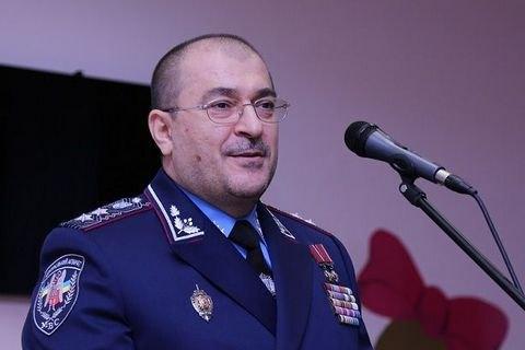 Паскал стал первым замом главы Национальной полиции