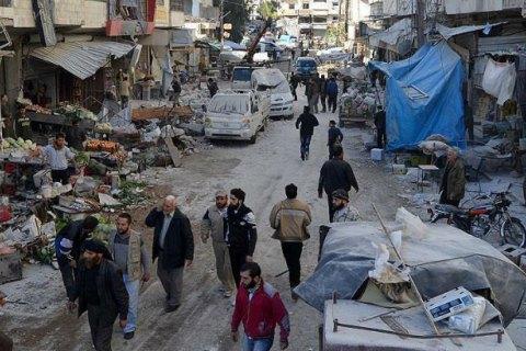 Россия спровоцировала гуманитраный кризис в Сирии, - генсек НАТО