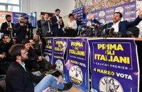 Выборы в Италии. Инкубатор популизма