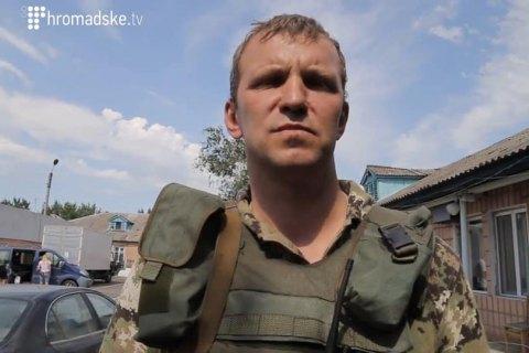 Мазур отрицает участие в боевых действиях на территории Чечни