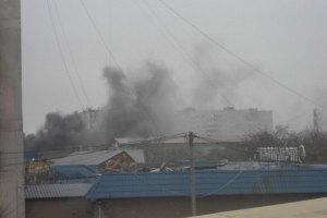 У районі Санжарівки йде бій з терористами, - штаб