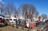 У Київській області в школі розпилили сльозогінний газ, постраждало 16 дітей