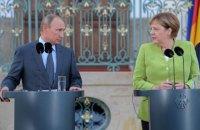 Путін закликав Європу приєднатися до відновлення післявоєнної Сирії
