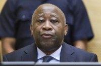 Суд у Гаазі виправдав колишнього президента Кот-д'Івуару Лорана Гбагбо
