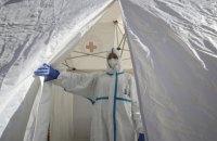 В Украине за сутки обнаружили 7 986 новых случаев ковида, госпитализированы 2925 человек