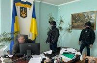 Начальник відділу вінницької податкової попався на хабарі 50 тис. гривень