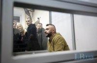 Суд відклав апеляцію підозрюваного в убивстві Шеремета Андрія Антоненка на 10 січня