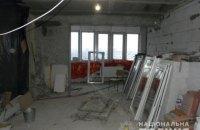 В Киеве разбился промышленный альпинист, устанавливавший окна в многоэтажке