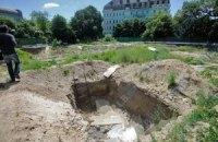 Строители у Десятинной церкви оказались археологами