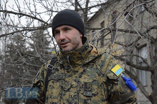 Друзенко говорит, что для местного населения помощь украинских медиков - серьезный аргумент за Украину
