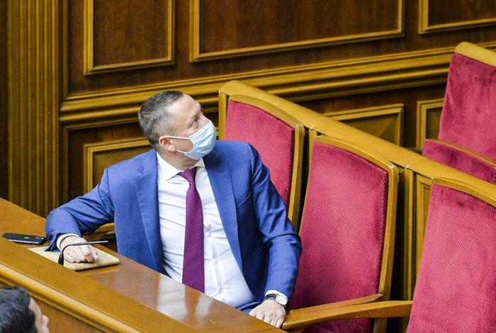 Новий глава НБУ Кирило Шевченко в парламенті у день голосування за його призначення