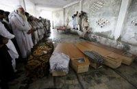 Жертвами шторма в Пакистане стали 45 человек