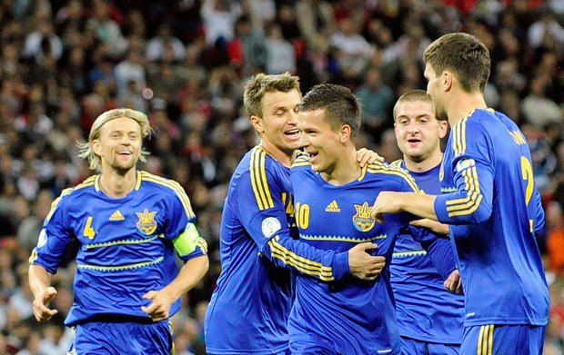 Запал молодежи вкупе с опытом и морщинами ветеранов - так выглядит лицо сборной Украины образца 2012 г.