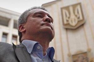 Аксьонов оголосив про контракт України та РФ на транзит електрики в Крим
