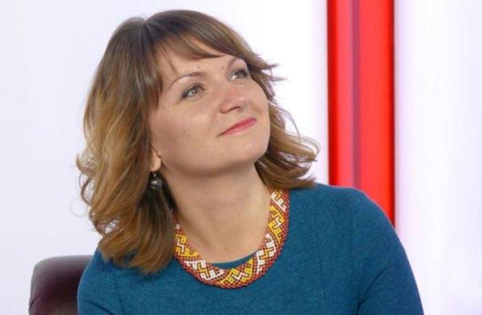 Оксана Савчук