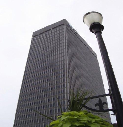 PNC Plaza в центрі Луїсвілла