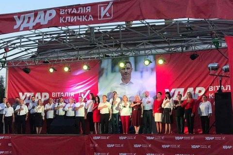 """""""Удар"""" виступає за повне перезавантаження системи правосуддя в Україні, – заява партії"""