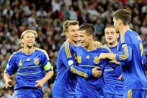 Букмекеры считают сборную Украины фаворитом