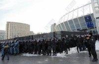 Матч Украина – Франция будут охранять 800 милиционеров