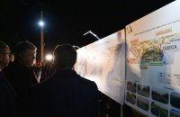 Порошенко: ремонт дороги Одеса - Рені планують завершити до кінця 2018 року